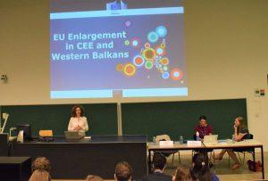 Nisida Gjoski - EU enlargement - CEE - Western Balkans